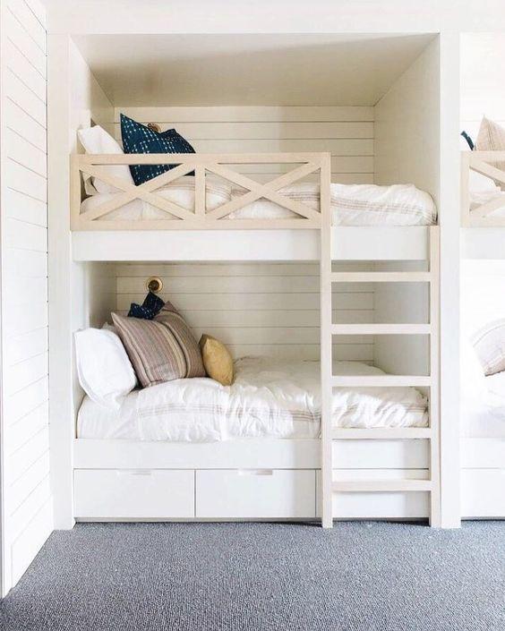 Carpet style bedroom